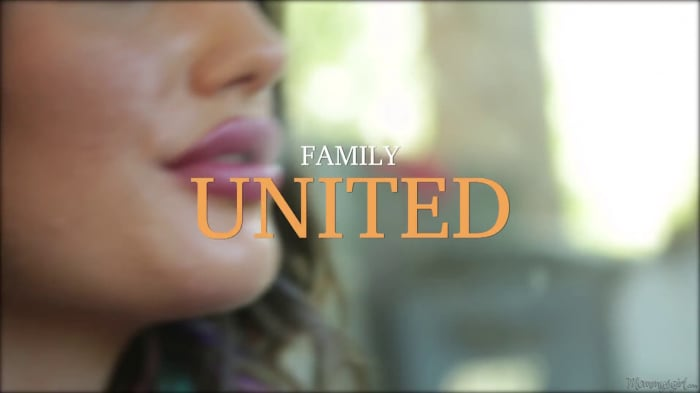 August Ames in Family United