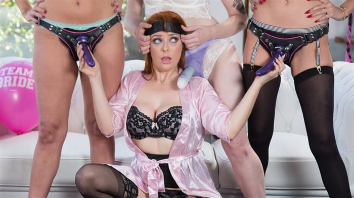 Penny Pax in Strap-On Stories: Gangbang Bachelorette