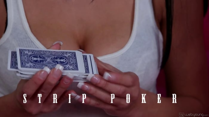 Zoey Foxx in Strip Poker